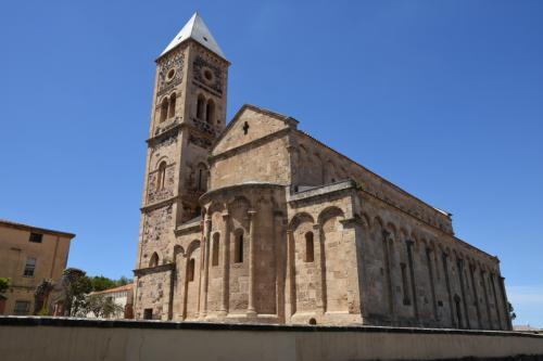 サンタ・ジュスタ教会
