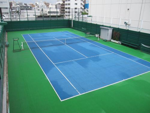 カワマスジャパンテニスカレッジ