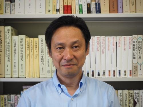 田中史生講師