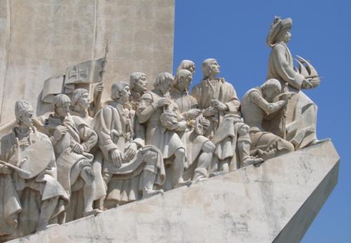 発見のモニュメント(リスボン・ポルトガル)
