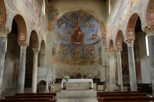 サンタンジェロ・イン・フォルミスの壁画