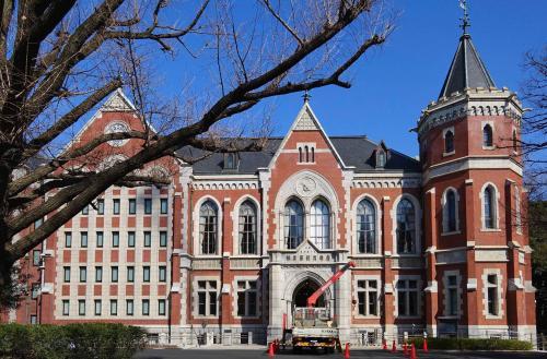 慶應義塾図書館旧館