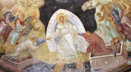 「主の復活」カーリエ博物館蔵