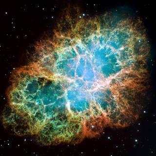 かに星雲(©NASA)