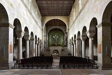 クヴェドリンブルクの教会