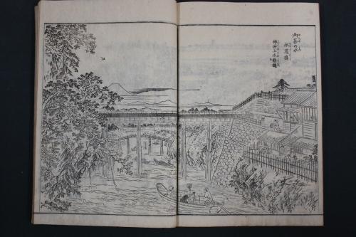 お茶の水、水道橋