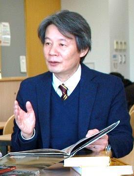 藤本朝巳講師