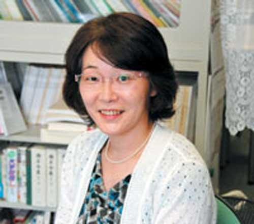 伊藤伸江講師