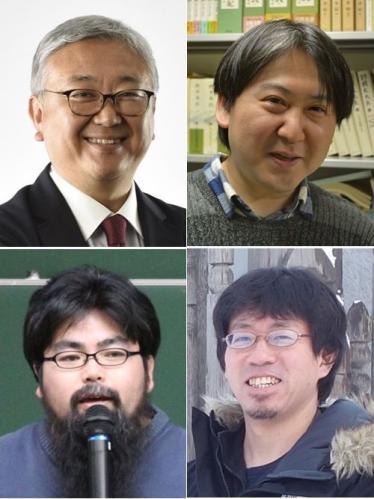 加藤・蓑島・北原・山崎各講師