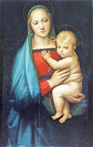 《大公の聖母》