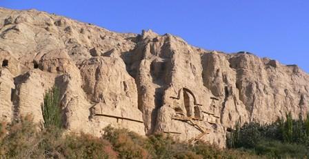 キジル石窟