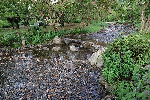 円山公園内日本庭園
