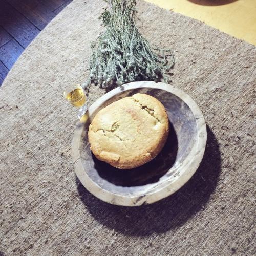 古代メソポタミアのパン