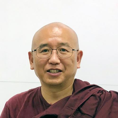 山下良道(スダンマチャーラ比丘)講師