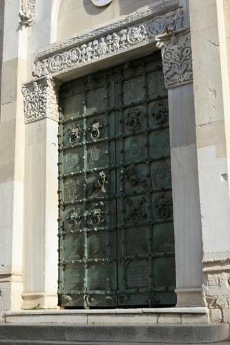 トロイアの青銅扉