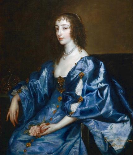 ヘンリエッタ・マリア王妃