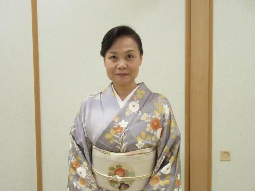 中山弘子講師