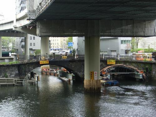 日本橋江戸橋