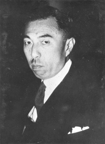 近衛文麿(国立国会図書館)
