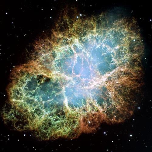 かに星雲(C)NASA