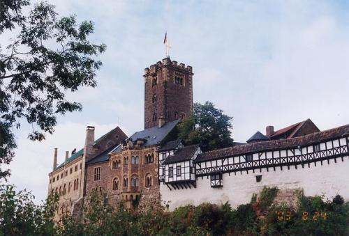 Wartburg / Eisenach