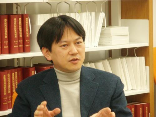 石川健治講師