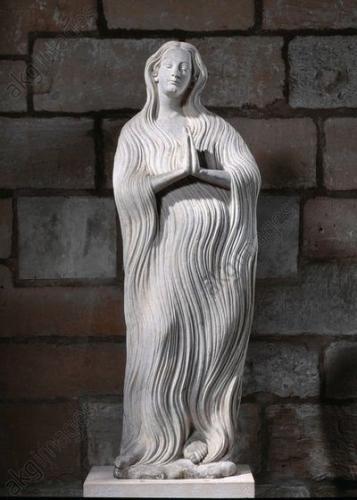 《マグダラのマリア》1311頃、エクイ、ノートルダム聖堂