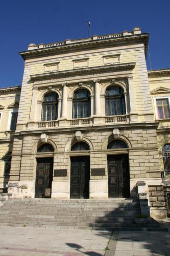 ヴァルナ考古学博物館