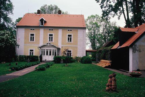 カレル・チャペックの家
