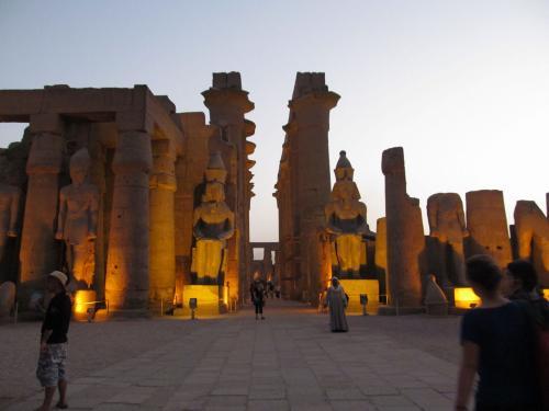 ルクソル神殿