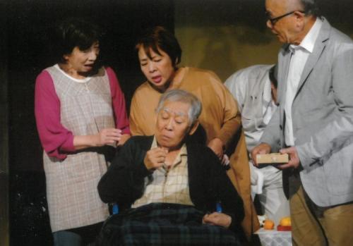 2019年10月劇団「すずしろ」第12回本公演「みら・くる」より