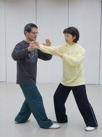 西村誠志講師と三方由子講師