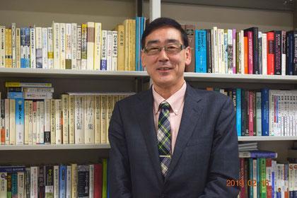 根本敬・上智大学総合グローバル学部教授