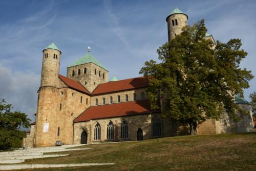 ヒルデスハイムのザンクト・ミヒャエル教会