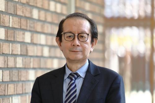 湯沢英彦氏