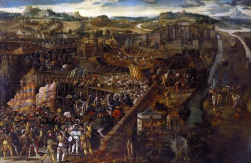 1525年パヴィーアの戦い