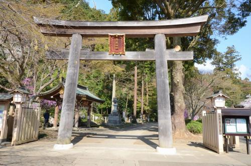 高麗神社(埼玉)