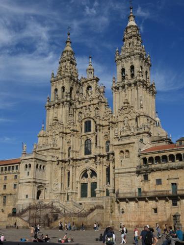 サンティヤゴ大聖堂