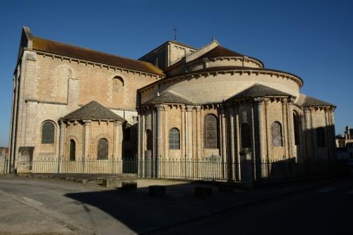 ポワティエのサン・ティレール教会