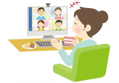 オンラインで英会話を楽しもう!