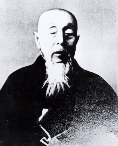 新選組二番隊組長・永倉新八(霊山歴史館蔵)