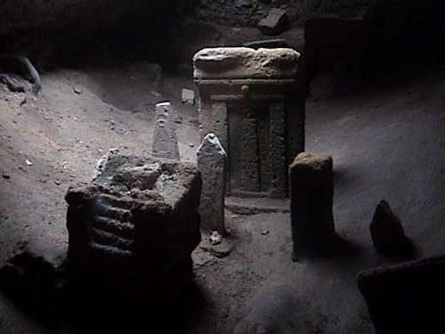 バアル・ハモンの聖域・トフェト(チュニジア)