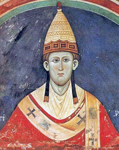 絶頂期の教皇ともいわれるインノケンティウス3世