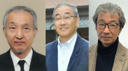 左:鈴木哲さん、中央:倉本一宏さん、右:関幸彦さん