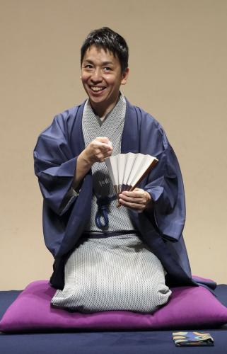 立川晴の輔さん