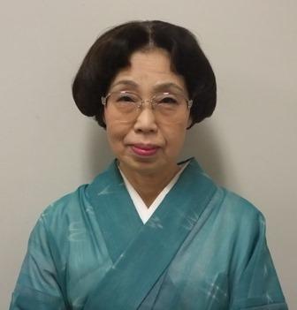 尾崎成子講師