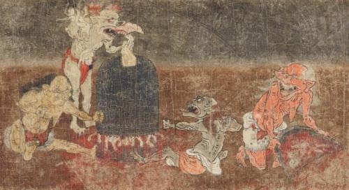 奈良国立博物館所蔵・地獄草紙