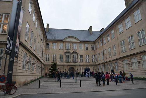 デンマーク国立考古学博物館