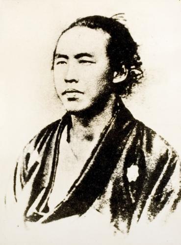土佐藩郷士・坂本龍馬(霊山歴史館蔵)