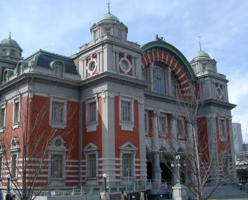 大阪市中央公会堂